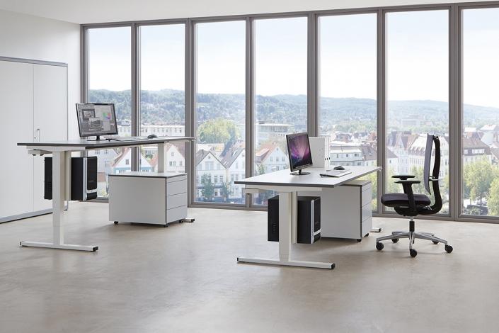 Ergoconcept Braunschweig Ergonomische Büromöbel Möbel Für Die